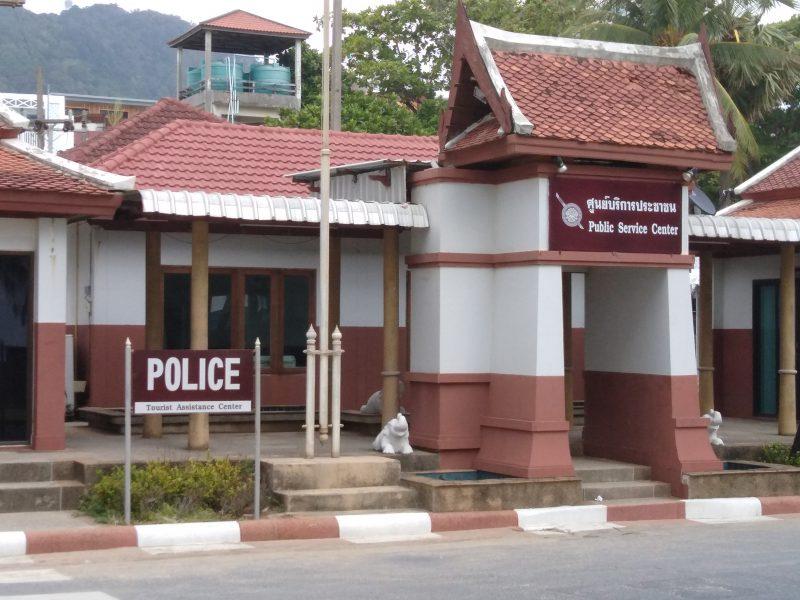 Karon Police Station